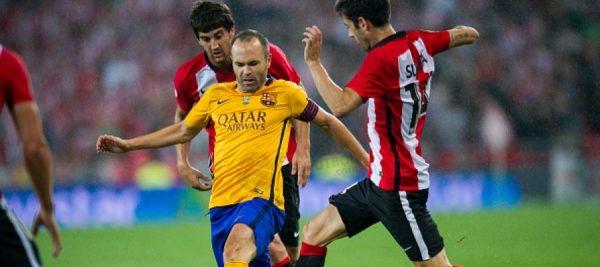 Athletic Club v Barcelona – Spanish Super Cup: First Leg