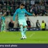 2016-17 Fc Barcelona Third Shirt #3 PIQUÉ Champions League
