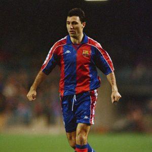 FCB 1992-95